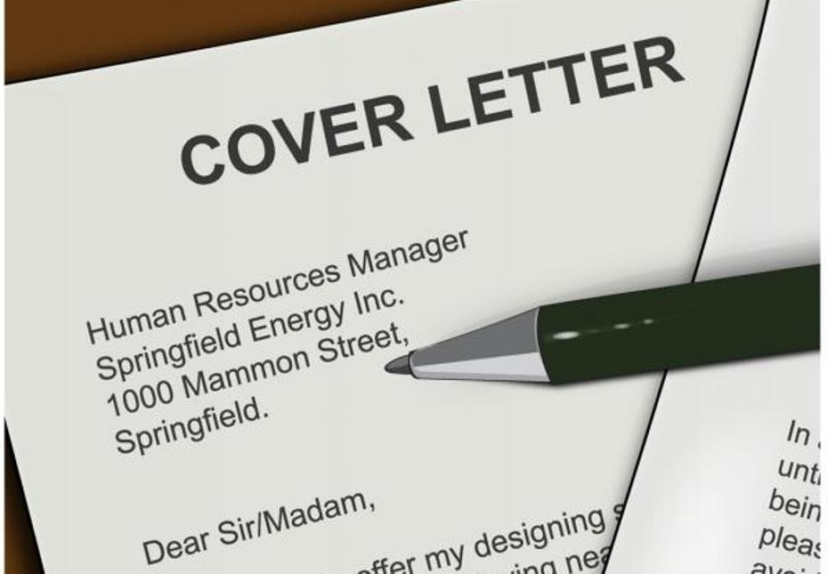 How to write a covering letter for a vacation scheme