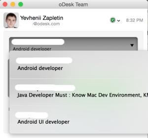 odesk team app