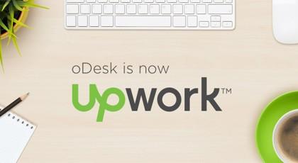 odesk + elance = upwork