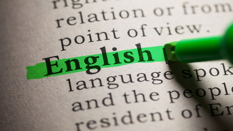 english upwork language
