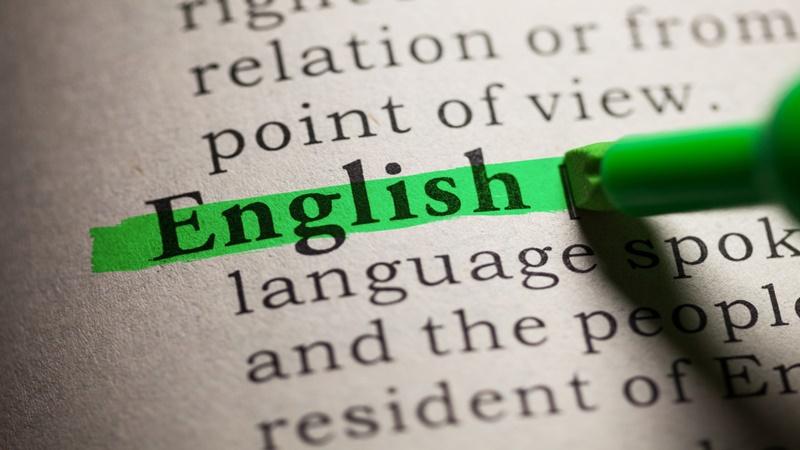 english upwork language