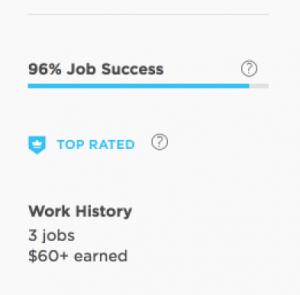 upwork agency jss sample