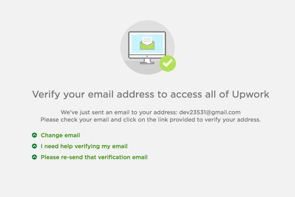 Проверка email адреса