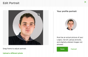 upwork profile photo